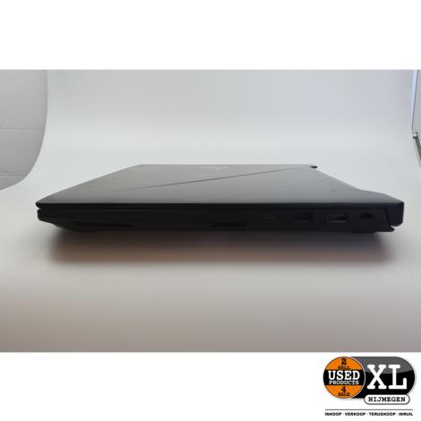 Asus Strix GL503V Gaming Laptop   met Garantie