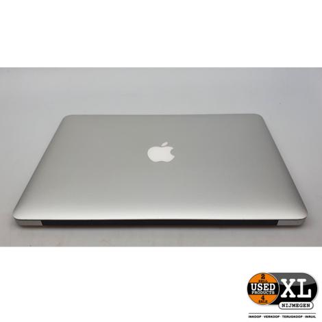 Macbook Air 2015 13 inch i5 8 GB 256 GB | incl Garantie