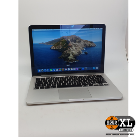 Macbook Pro 2015 13 inch Retina i5 | Nette Staat
