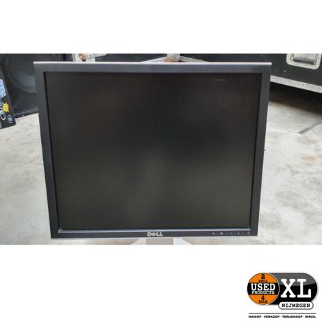 Dell 1908FP Zilver Monitor   Met Garantie