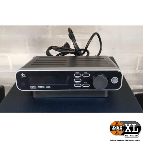 Logitech Z-5450 Wireless 5.1 Set   Nette Staat