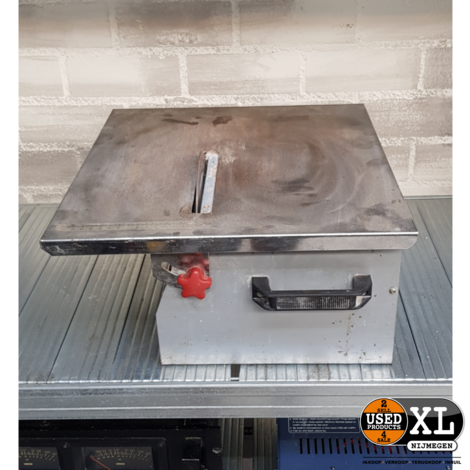 Kinzo 8E304 Tegelzaagmachine   met Garantie