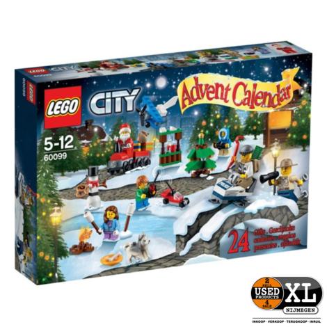 Lego City 60099 Advent Calendar | met Garantie