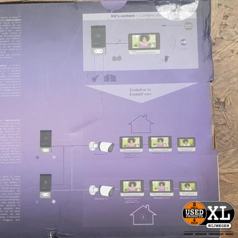 Philips WelcomeEye Connect DES 9900 VDP | Nieuw