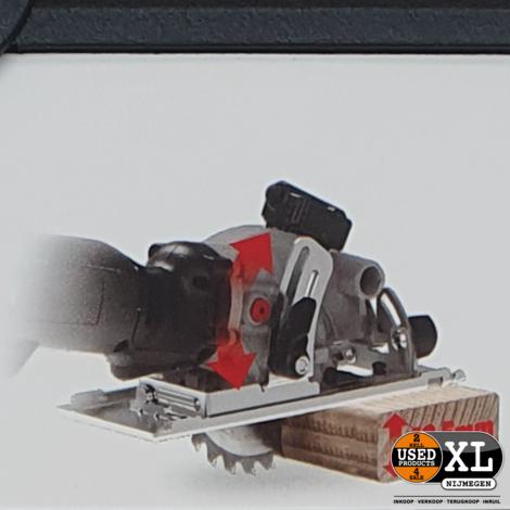 Worx WX437 Handcirkelzaag   Nieuw