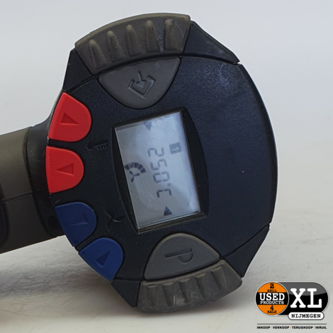 Würth Master HLG 2300-LCD Heteluchtpistool   met Garantie