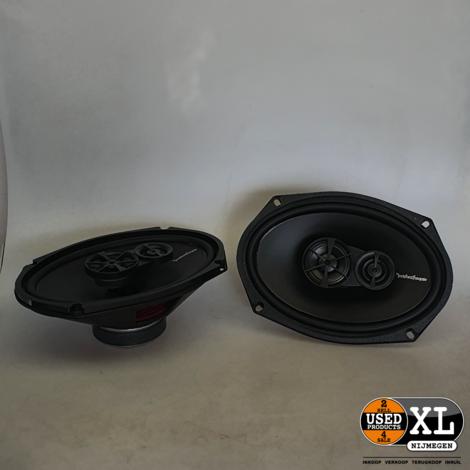 Rockford Fosgate R169X3 Auto Speakers Set | ZGAN