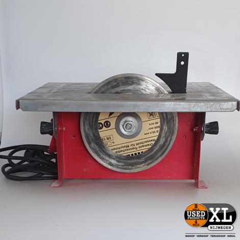 Einhell TC-618 Tegelsnijmachine | incl Garantie