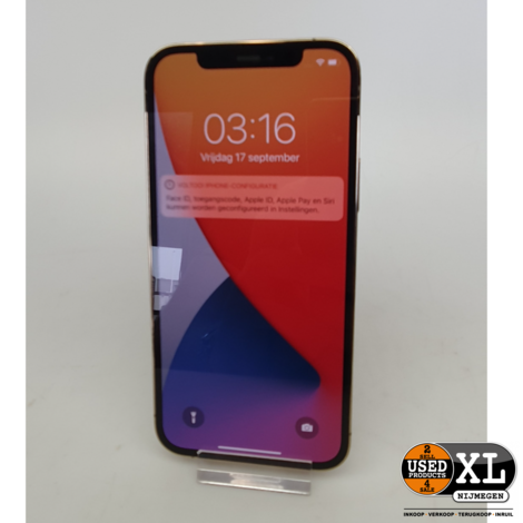 Iphone 12 Pro 128 GB Gold | Nette Staat