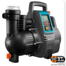 GARDENA Automatische Hydrofoorpomp 5000/5E - LCD - 1300W - 5000 l/u