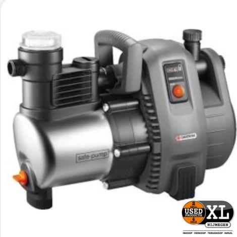 GARDENA Premium besproeiingspomp 6000/6 Inox - 1300W - 6000 l/u