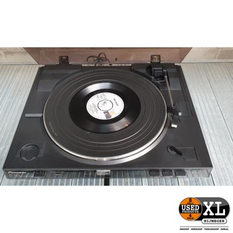 Pioneer PL990 Draaitafel | met Garantie