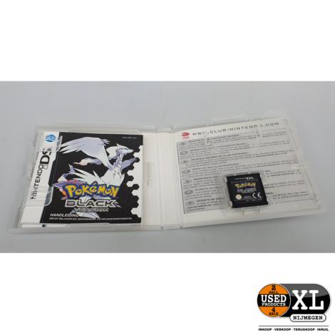 Pokémon Black Version Nintendo DS Game   met Garantie