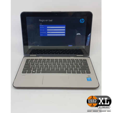 HP X360 310 G2 Laptop   4GB 128GB   Nette Staat