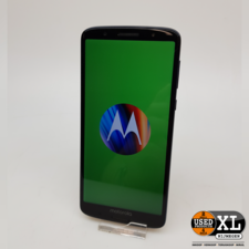 Motorola G6 Plus 64GB Black   Nette Staat