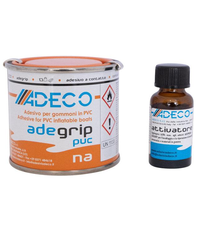Adeco PVC Rubberboot Reparatieset 2 componenten 125 ml
