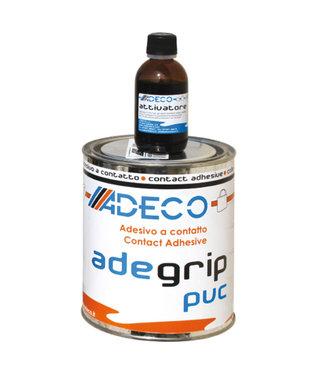 Adeco PVC Rubberboot Reparatieset 2 componenten 500 ml