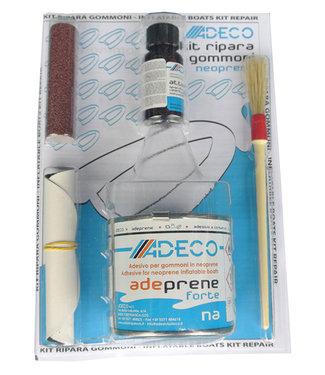 Adeco Neopreen/Hypalon Rubberboot 2 componenten Reparatie Set