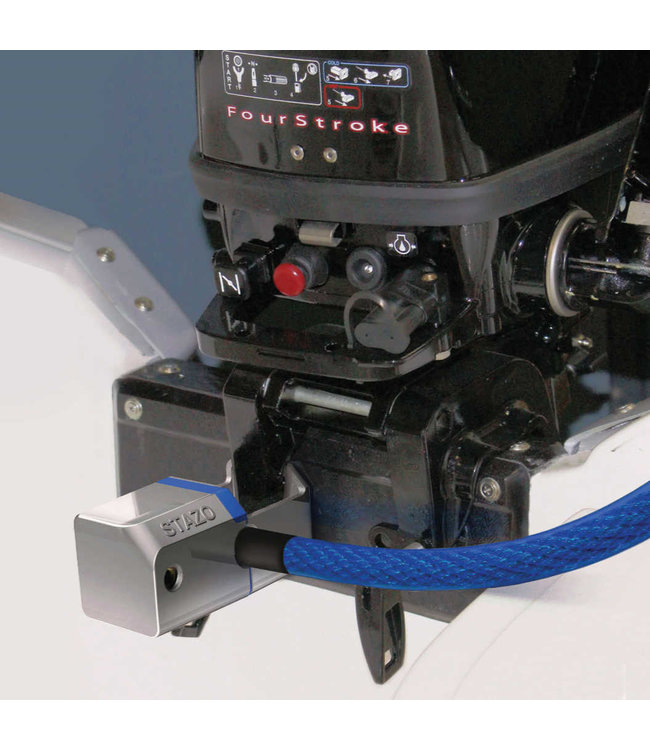 Stazo Stazo Buitenboordmotorslot Smartlock met Kabelslot 500 cm