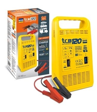 TCB TCB 120 Automatische Accculader 12V
