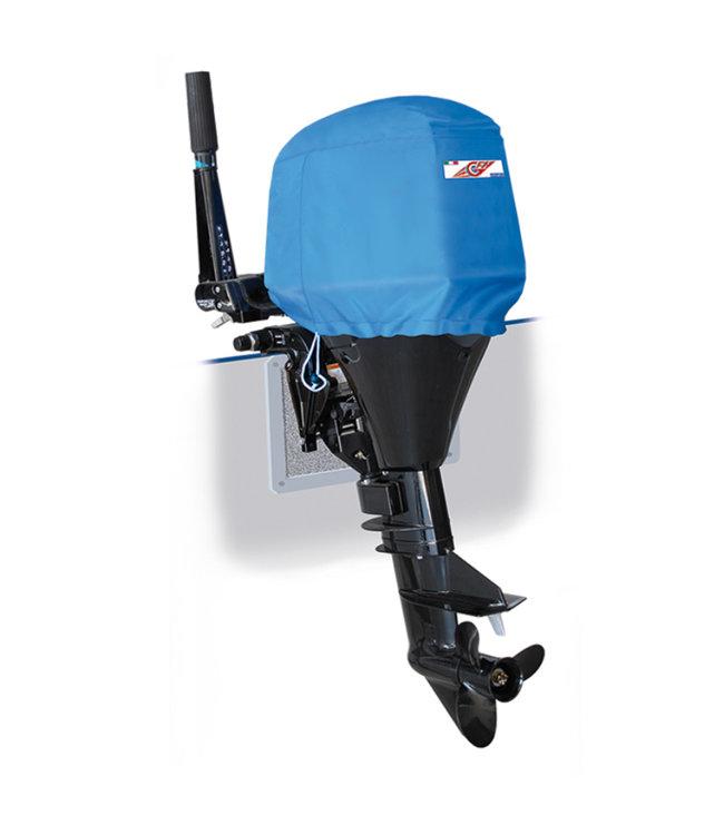 Buitenboordmotorhoes 600D Blauw