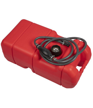 HIBO HIBO Benzinetank Set 22.8 liter Met Brandstof Meter Mercury/Mariner/Tohatsu