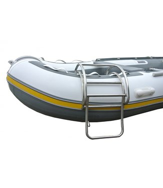 HIBO HIBO RVS Zwemtrap Rubberboot