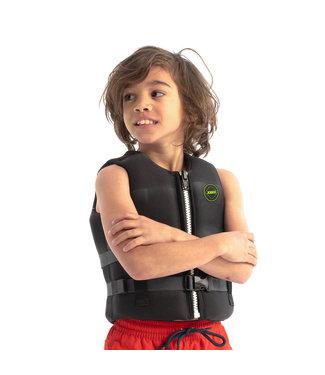 JOBE JOBE Zwemvest Kind Neopreen Zwart