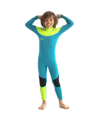 JOBE JOBE Wetsuit Kind Boston 3/2 Teal