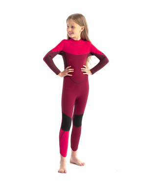 JOBE JOBE Wetsuit Kind Boston 3/2 Roze