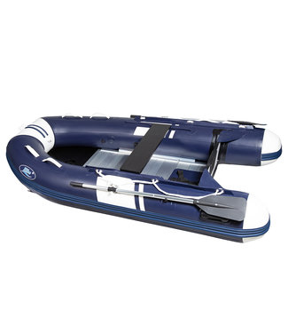 HIBO HIBO PRO Rubberboot Style Donkerblauw/Wit 2.30