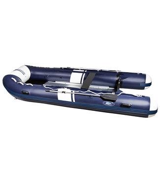 HIBO HIBO PRO Rubberboot Style Donkerblauw/Wit 4.30