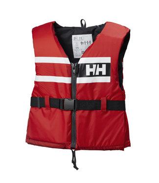 Helly Hansen Helly Hansen Zwemvest Sport Comfort Rood