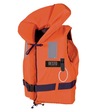 Besto Besto Reddingsvest Basic Econ 100N Oranje