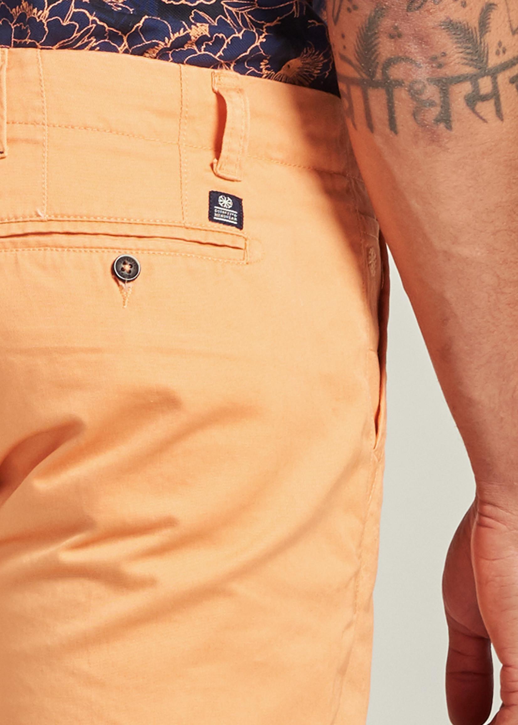 Dstrezzed The Presley Chino short | Orange | Dstrezzed
