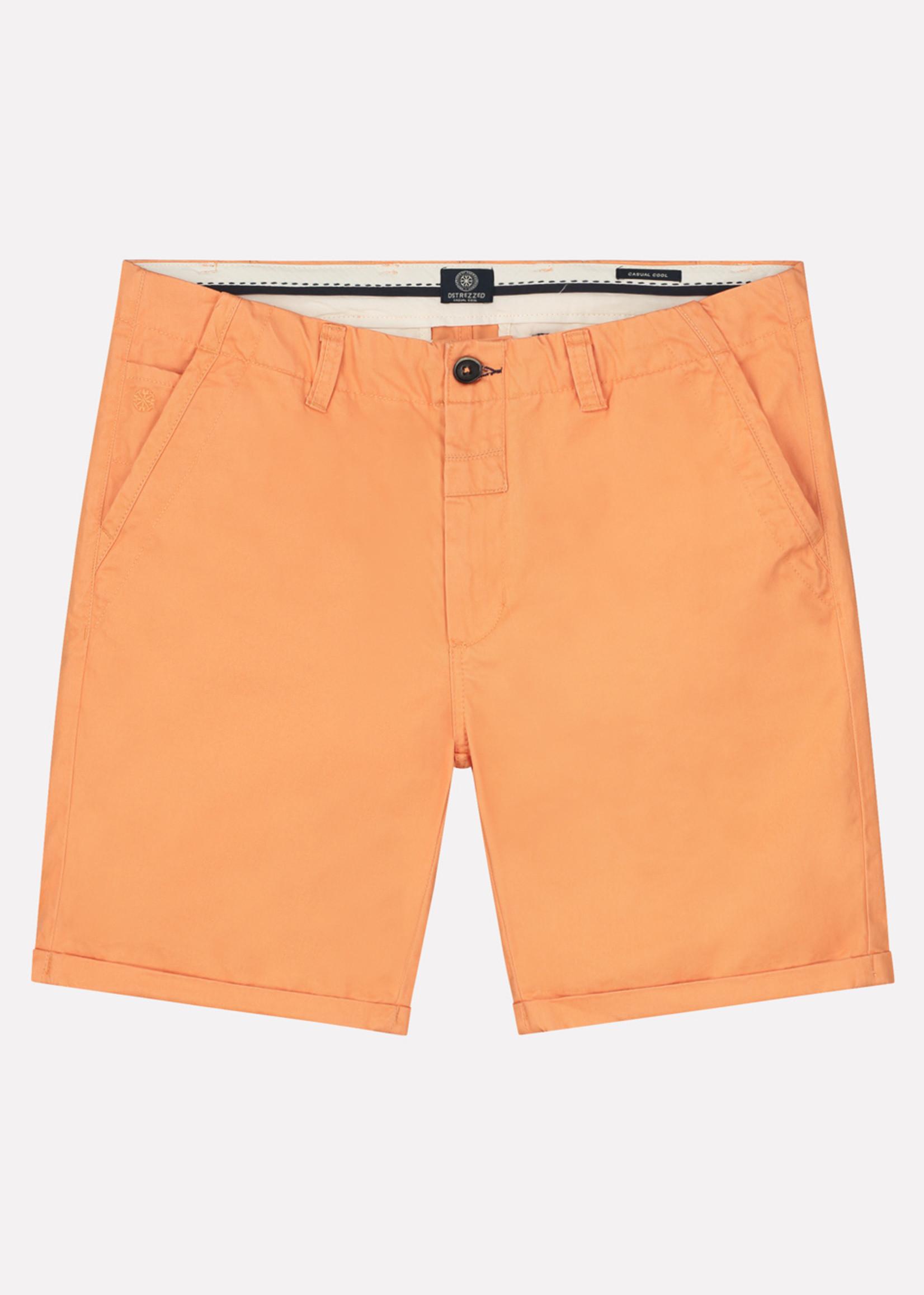 Dstrezzed Le Presley Chino short | Orange | Dstrezzed
