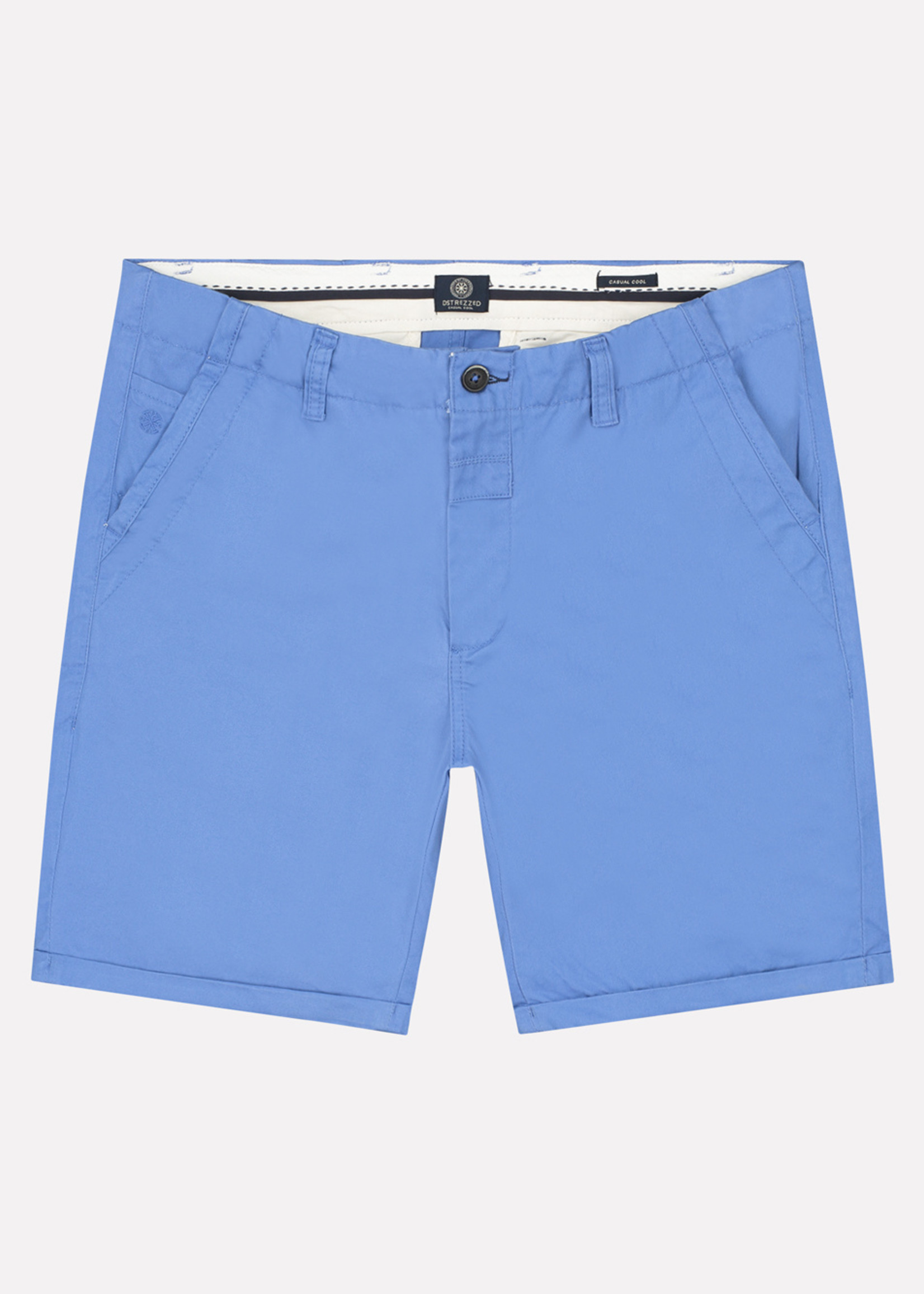 Dstrezzed Le Presley Chino short | Bleu clair | Dstrezzed