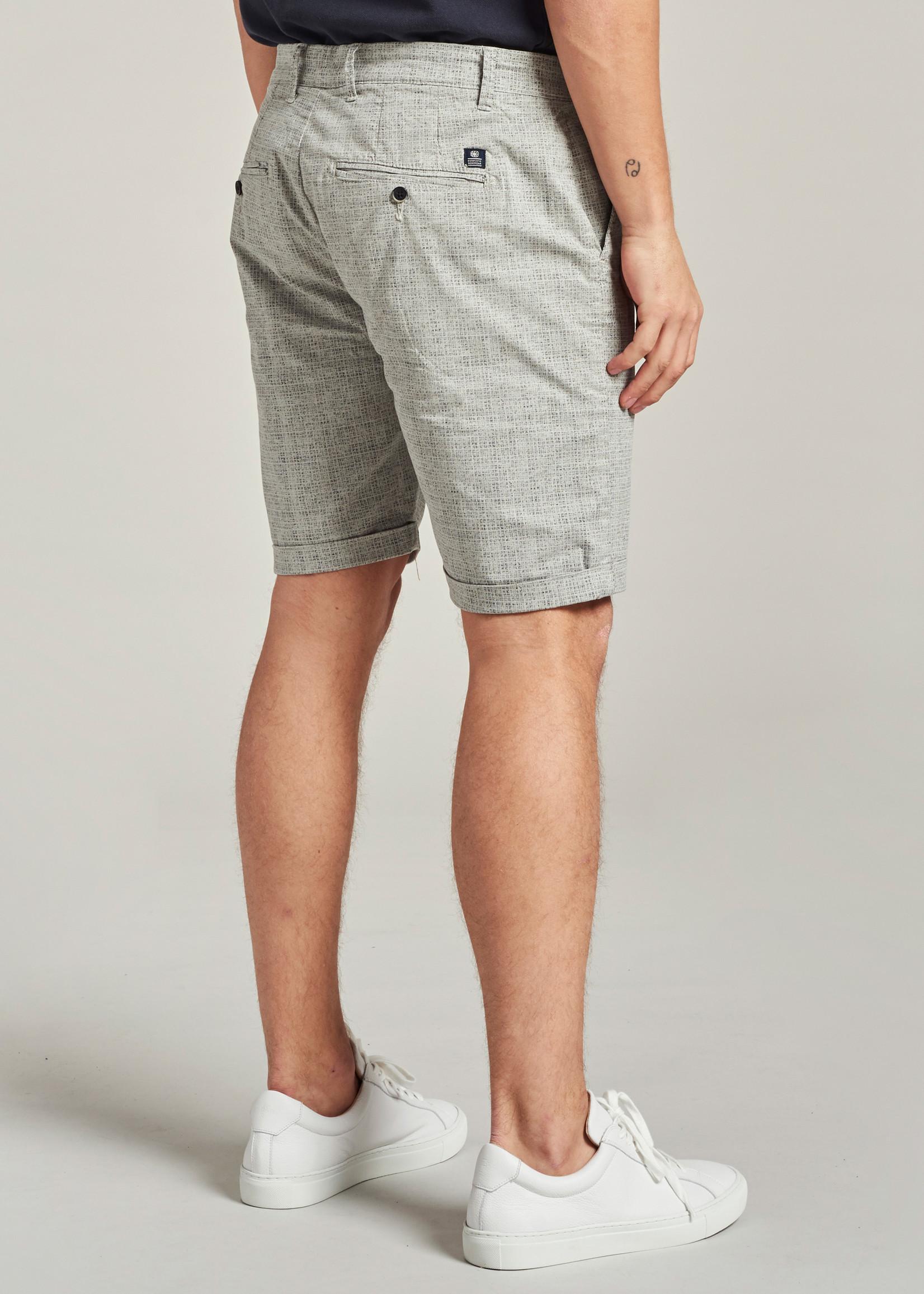 Dstrezzed Le Fonda Chino shorts avec stretch | Gris | Dstrezzed