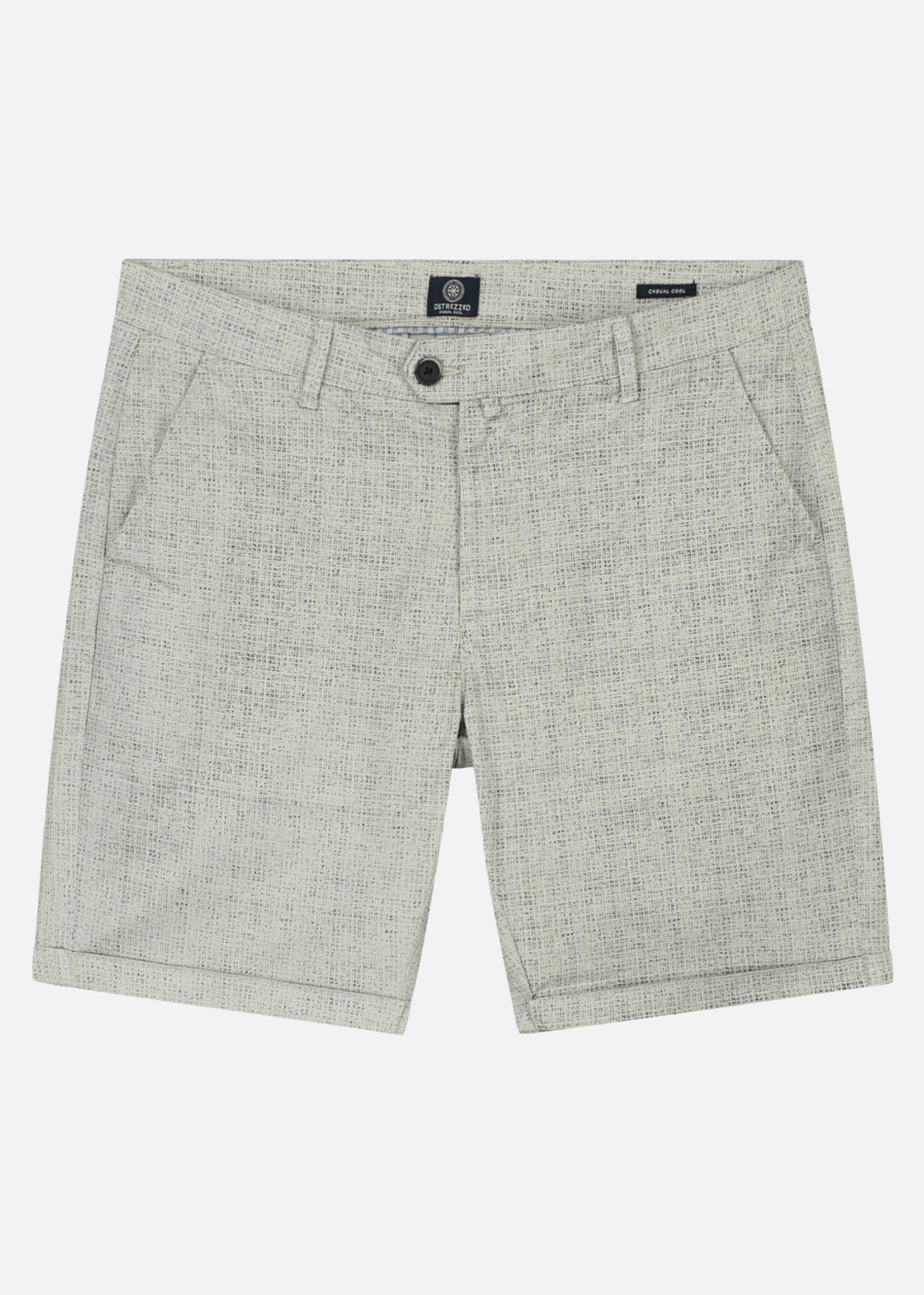 Dstrezzed The Fonda Chino shorts with stretch | Grey | Dstrezzed