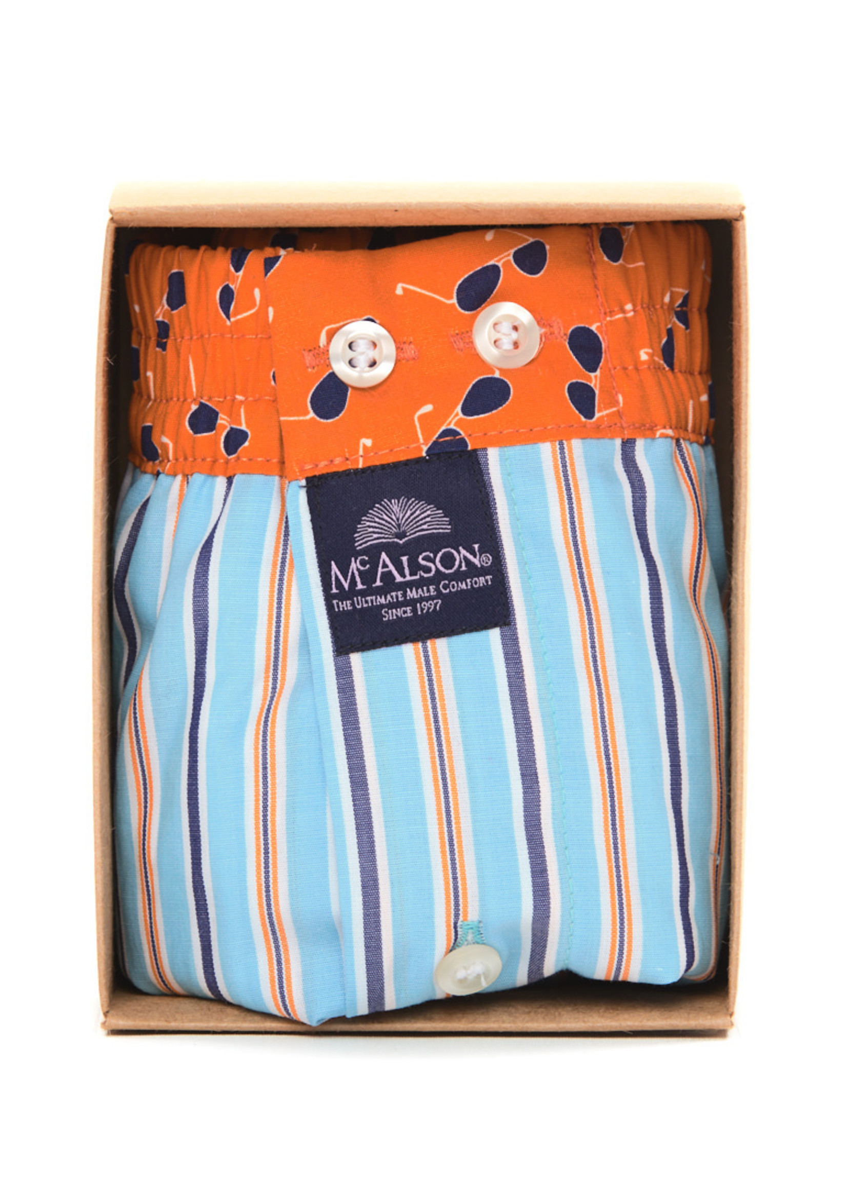 Mc Alson Boxer Short | M3912 | Mc Alson
