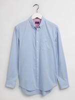 GANT Regular Fit Micro Check Broadcloth Shirt