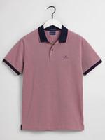 GANT 4-Color Oxford Piqué Polo Shirt