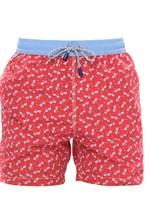 Mc Alson Swim Short Sunglasses red
