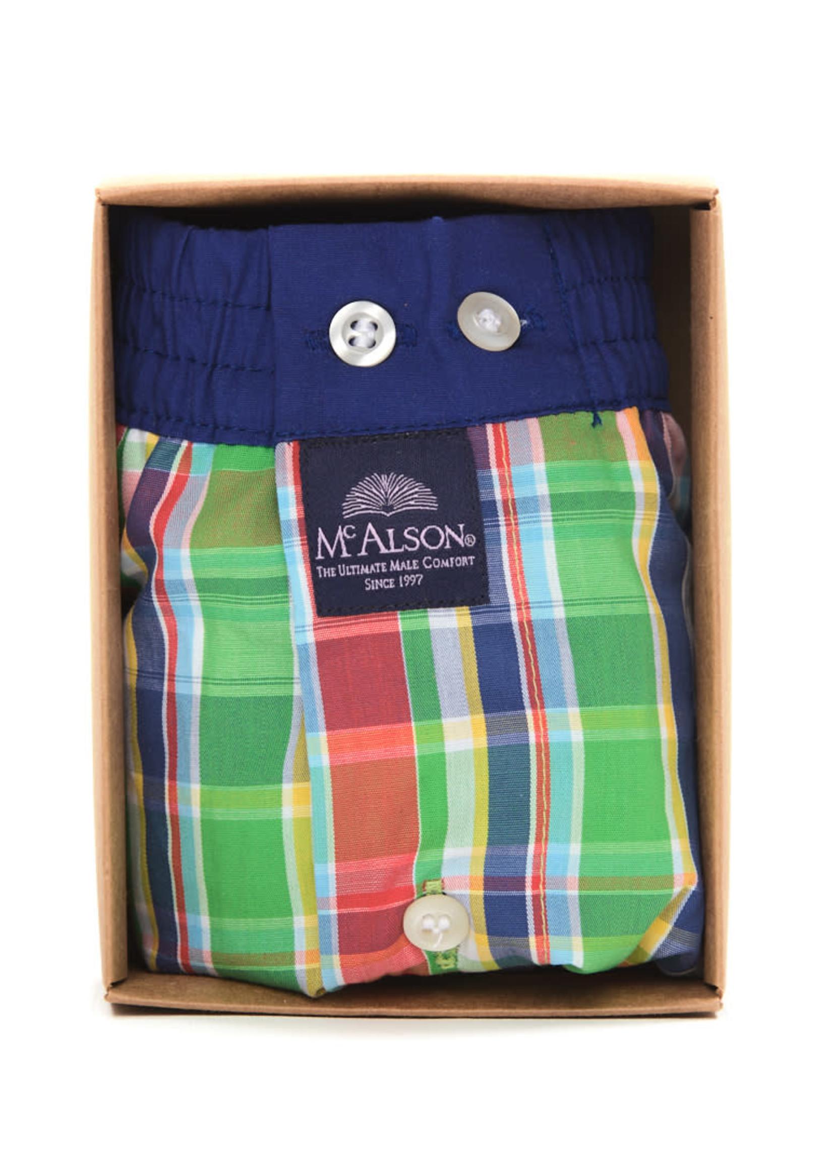 Mc Alson Boxer Short | M3917 | Mc Alson