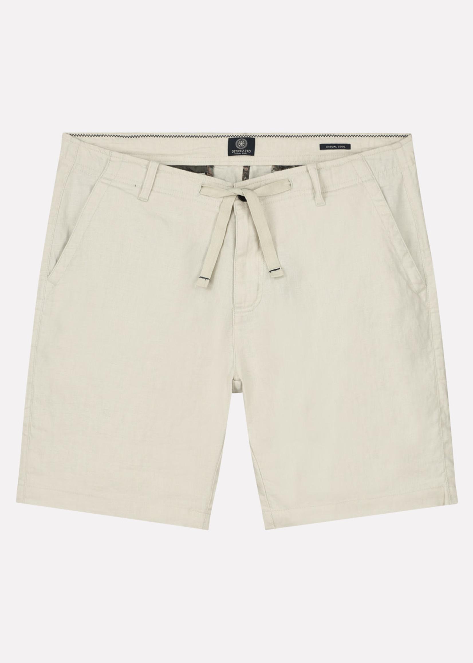 Dstrezzed Linen Short | Beige | Dstrezzed