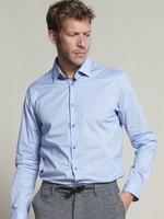 Dstrezzed Fancy Shirt Outline Pattern Lt. Stretch Poplin