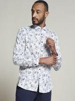 Dstrezzed Satin floral shirt