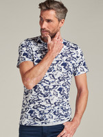 Dstrezzed T-shirt with sea print