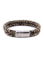 Steel & Barnett Bracelet en corde Lake - Rusty