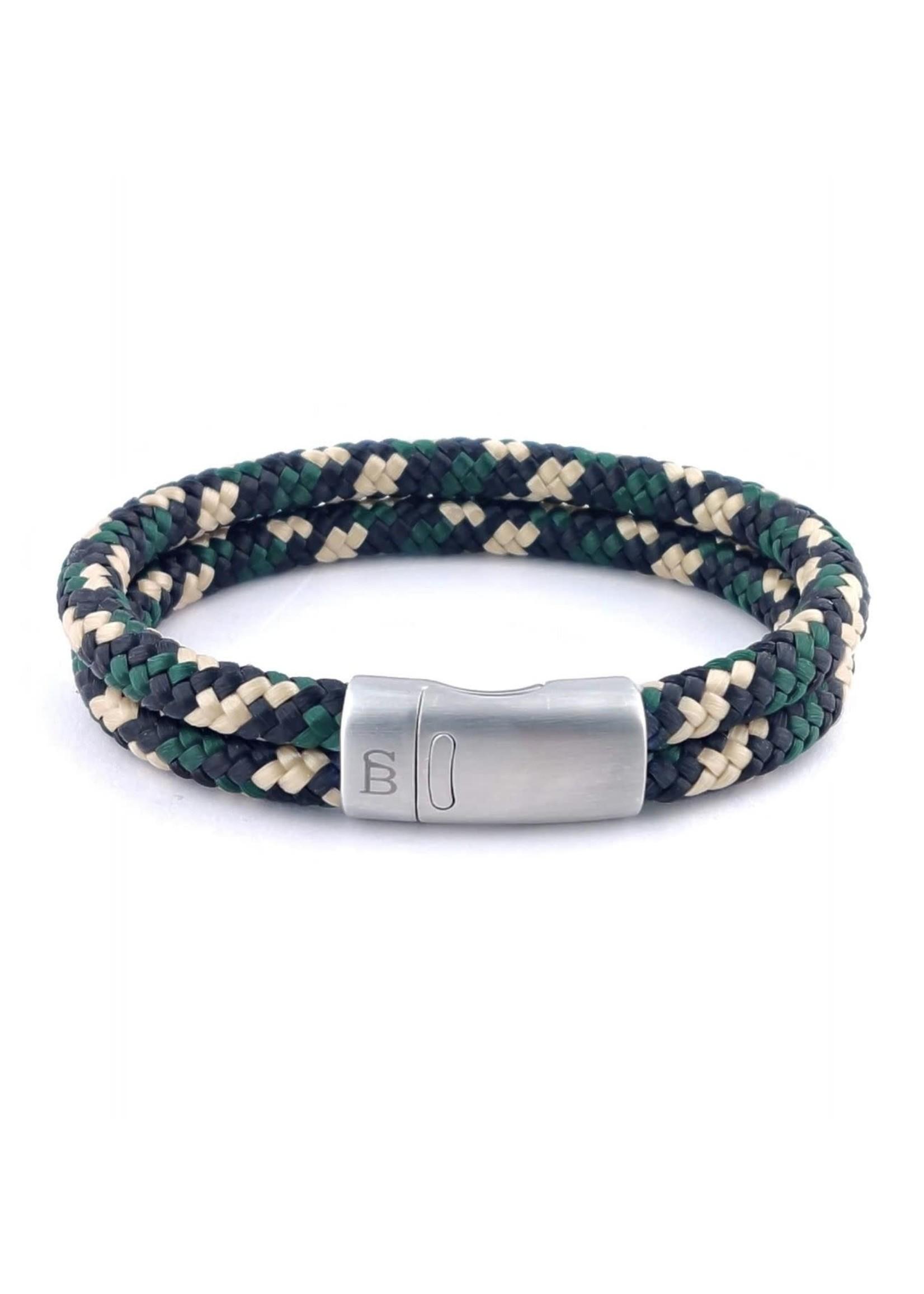 Steel & Barnett Bracelet en corde Lake | Hunter Camo | Steel&Barnett
